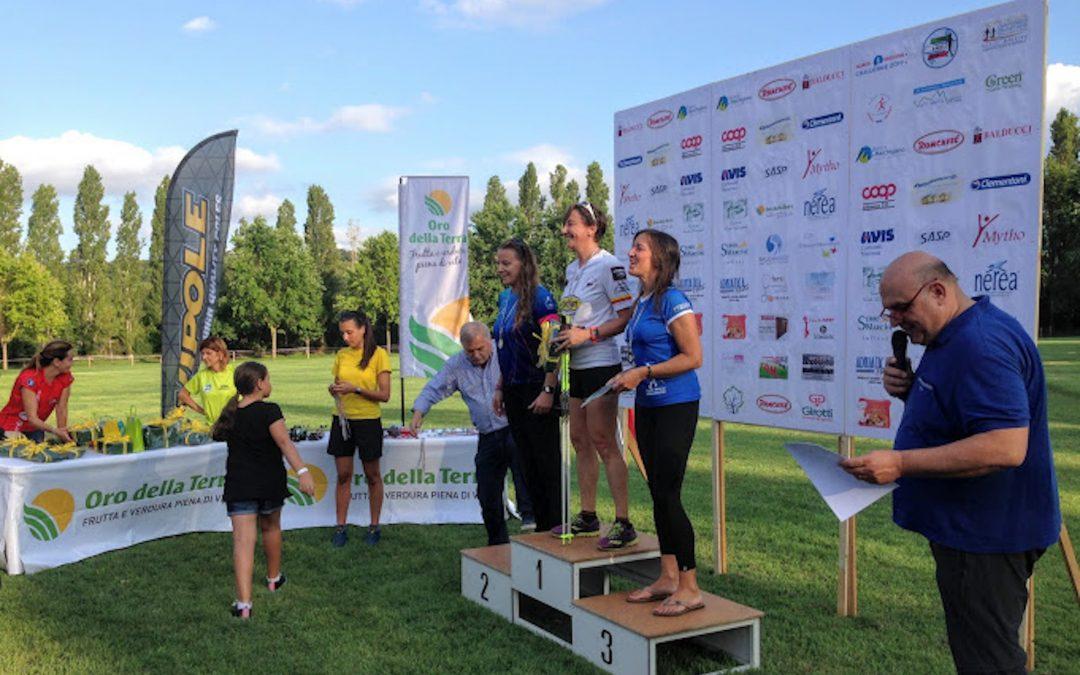 Oro della Terra protagonista del campionato italiano di Nordic Walking